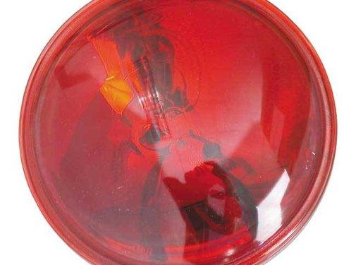 MCS spotlight  insert police red