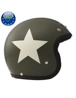 star green helmet