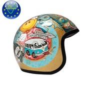 DMD casco de Woodstock, vario tamaño