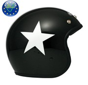 DMD helmet star black