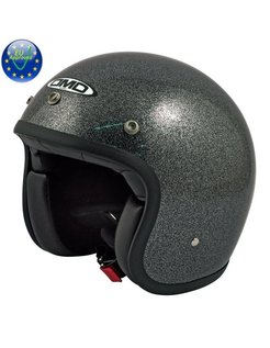 helmet glitter black