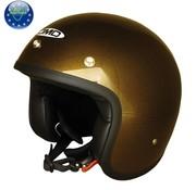 DMD helmet glitter bronze