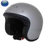 DMD Glitter silber Helm