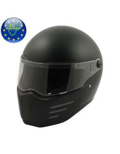 helmet fighter black