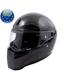 Alien II Helm, Carbon-