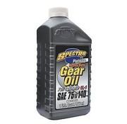 Spectro platino lubricantes sintéticos para engranajes 75W140,