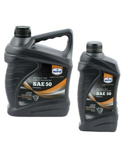 Oil Motorcycle Sae 50 monograde mineral