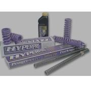 Hyperpro front fork link system suspension springs