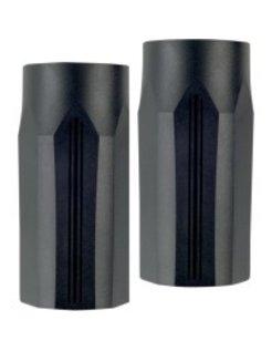 tech slider cover set - black