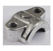 MCS front fork suspension axle cap slider (axle clamp)