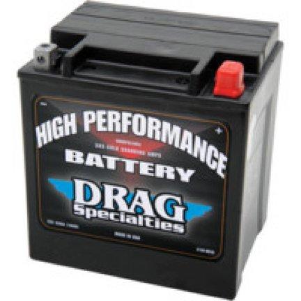 Harley Davidson Battery, conventional, AGM, maintenance free, Gel battery