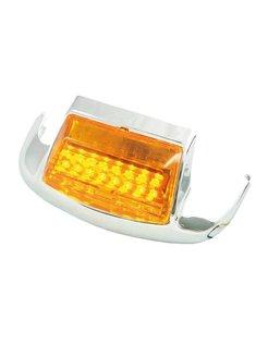Fender Spitze gelbe LED, Passend für:> 80-99 FL, FLT, FLSTC Modelle