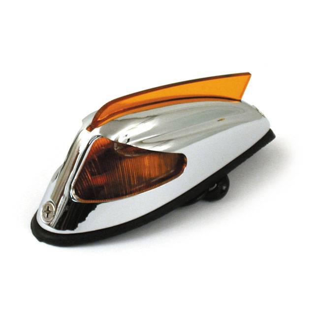 50-57 style  front fender light
