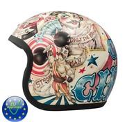 DMD Circo casco vintage