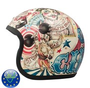DMD Weinlese-Zirkus-Helm