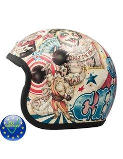 Weinlese-Zirkus-Helm