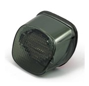 Cust. Dyn. taillight LED  red or smoke FLHX 10-13