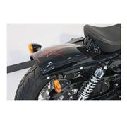 Cult Werk fender rear  Bobber ABS Fits:> Sportster XL 04-06 & 10-17