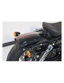 Rear fender Bobber, ABS , Fits Sportster Models 04-06 & 10-17