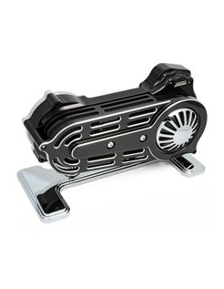 final drive BDL 2 inch Belt drive kit Black- Softail