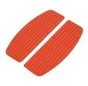 MCS Controls floorboard pads 66-90 FL - Red