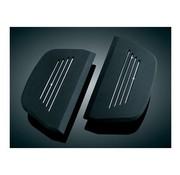 Kuryakyn Controls passenger floorboard pads- premium L86-17 HD