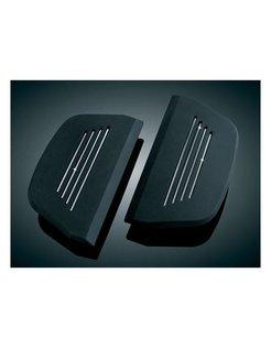 passenger floorboard pads- premium, L86-17 HD models