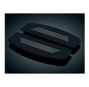 Kuryakyn Controls passenger floorboard pads- premium Fits:> 84-17 Electra Glides