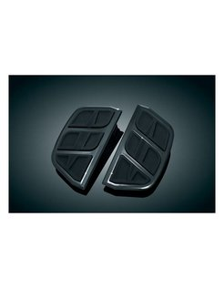 Controls passenger floorboard pads Fits:> 86-17 Electra Glides Road Glides Tour Glides
