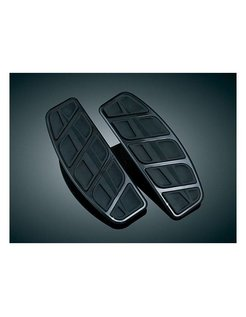 Controls floorboard pads- kinetic Fits:> 84-17 Electra Glides