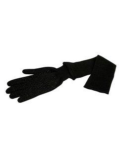heißen HÃỳlse mit Handschuh Kevlar