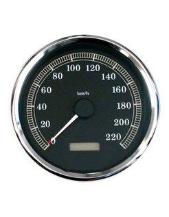 Speedometer KMH, 00-03 SOFTAIL; 95-03 FLHR