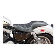 RSD seat  RSD Boss 2-up 04-up Sportster XL