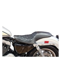 seat  RSD Boss 2-up 04-up Sportster XL