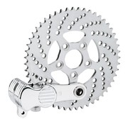 Kustom tech caliper Sprocket brake kit and replacement parts