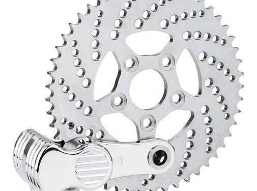 Kustom tech caliper Sprocket brake kit and replacement parts