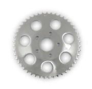 MCS rear chain sprocket, 73-85 4-SP Bigtwin; 79-81 XL
