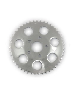 rear chain sprocket, 73-85 4-SP Bigtwin; 79-81 XL