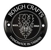 Rough Crafts Derby decken Black- Bigtwins