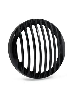 Headlight grill black- 5.75 inch