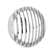 Rough Crafts Scheinwerfergrill polished- 5,75 Zoll