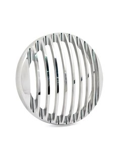 Headlight grill polished- 5.75 inch