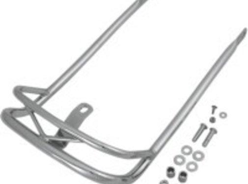 MCS fender rear rail Chrome or black - 00-14 FLST/C
