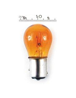 turn signal bulb dual filament Amber 12V