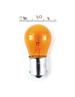 turn signal bulb single filament Amber 12V