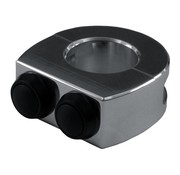 Motogadget handlebars M-Switch 2 push button housing Fits:> 1 inch handlebar