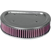 K&N High flow air filter 99-01 fuel injection