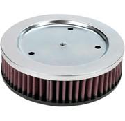 K&N High flow air filter Screamin Eagle 29055-89