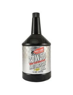 20W50 Motorcycle Oil, Full-Synthetic