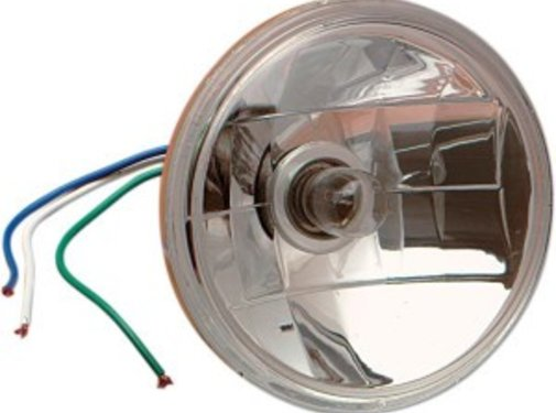 Adjure headlight 4 1/2 inch  DIAMOND LIGHT